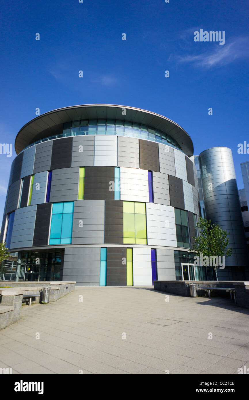Calman Learning Centre Durham University England - Stock Image
