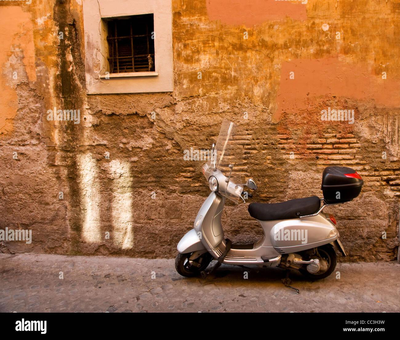 Classic italian picture Stock Photo