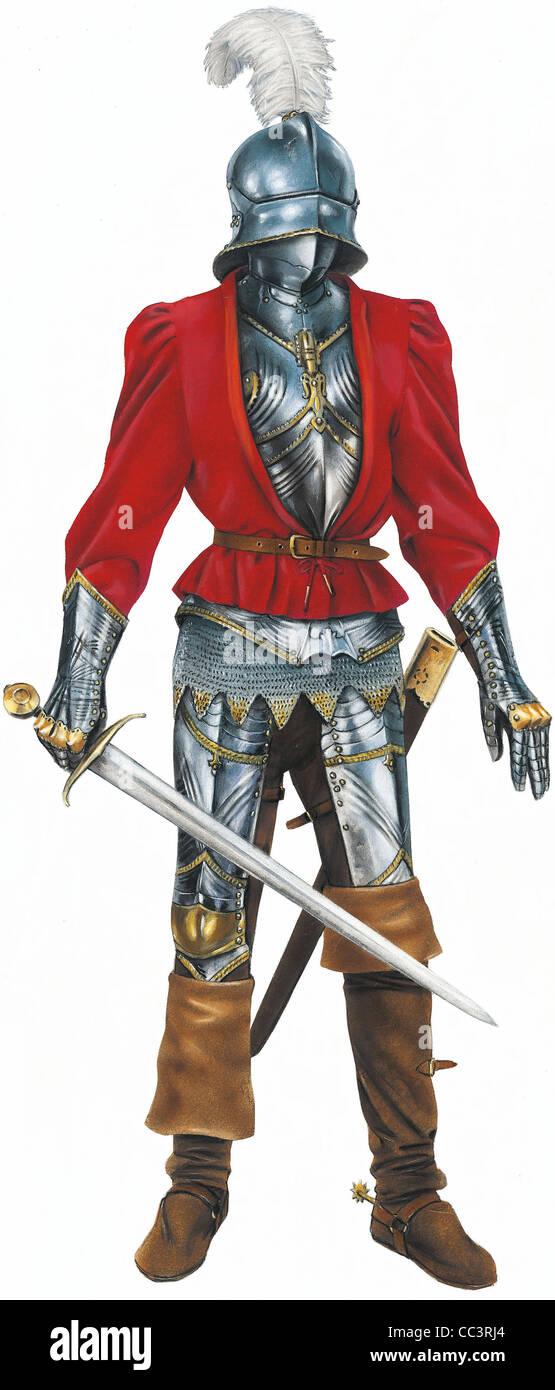 English Knight Stock Photos & English Knight Stock Images ...