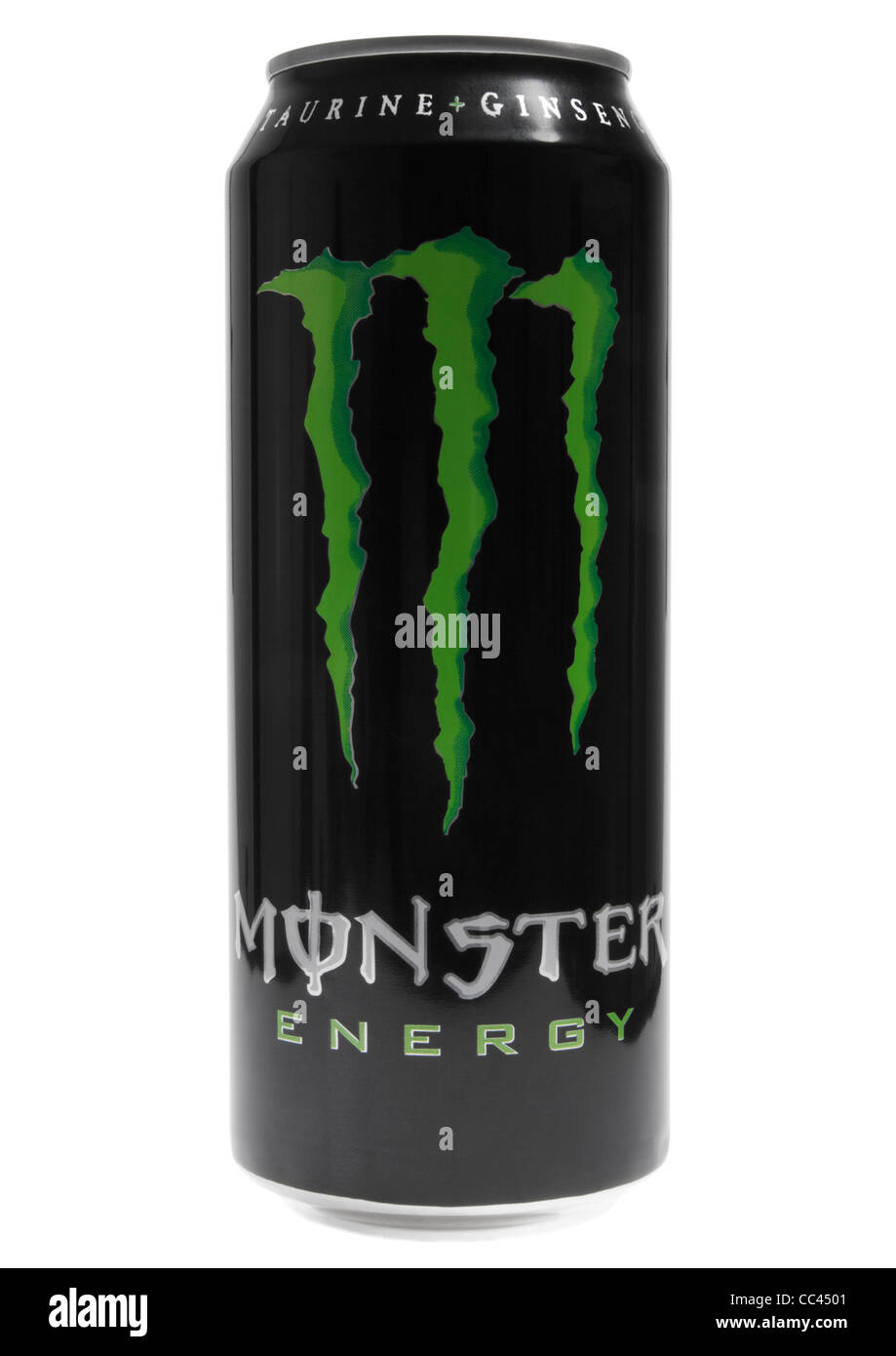 Drink Can From Blank Aluminum Stock Photo: Monster Energy Stock Photos & Monster Energy Stock Images