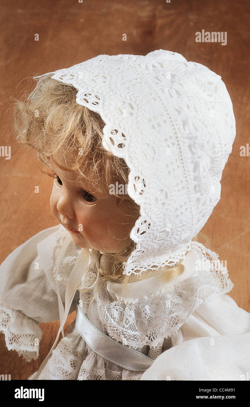 Collectibles: Collectibles Baby Dolls 'With Earphones - Stock Image