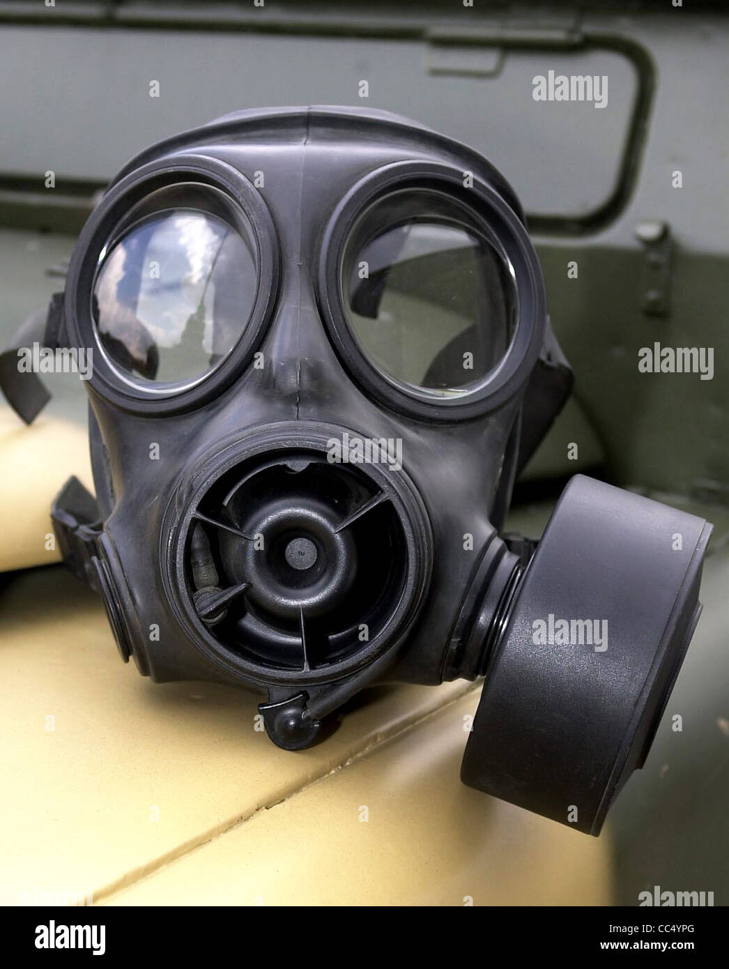 Respirators - Gas Masks - military surplus equipment  This is a