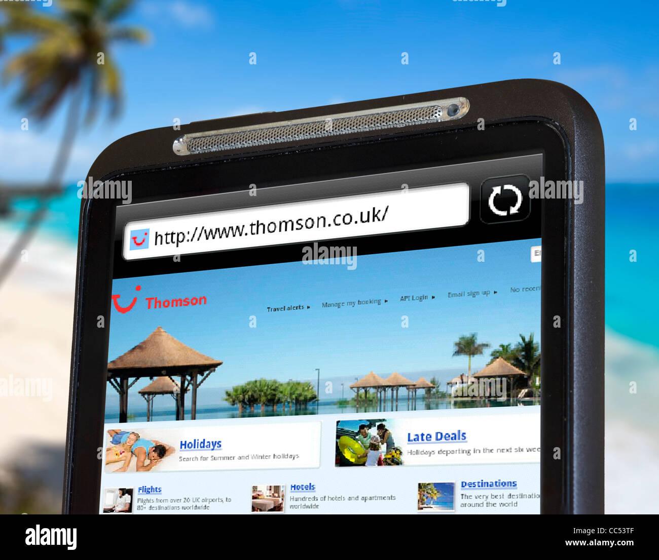 Thompson Travel Uk: Thomson Tui Stock Photos & Thomson Tui Stock Images