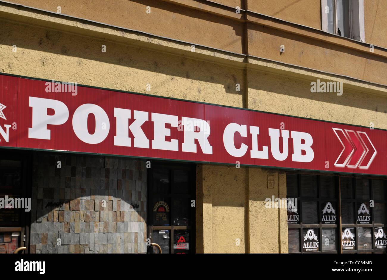Gambling venue crossword