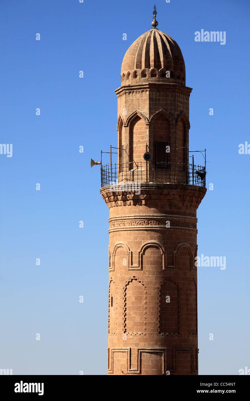 Turkey, Mardin, Ulu Mosque, Stock Photo