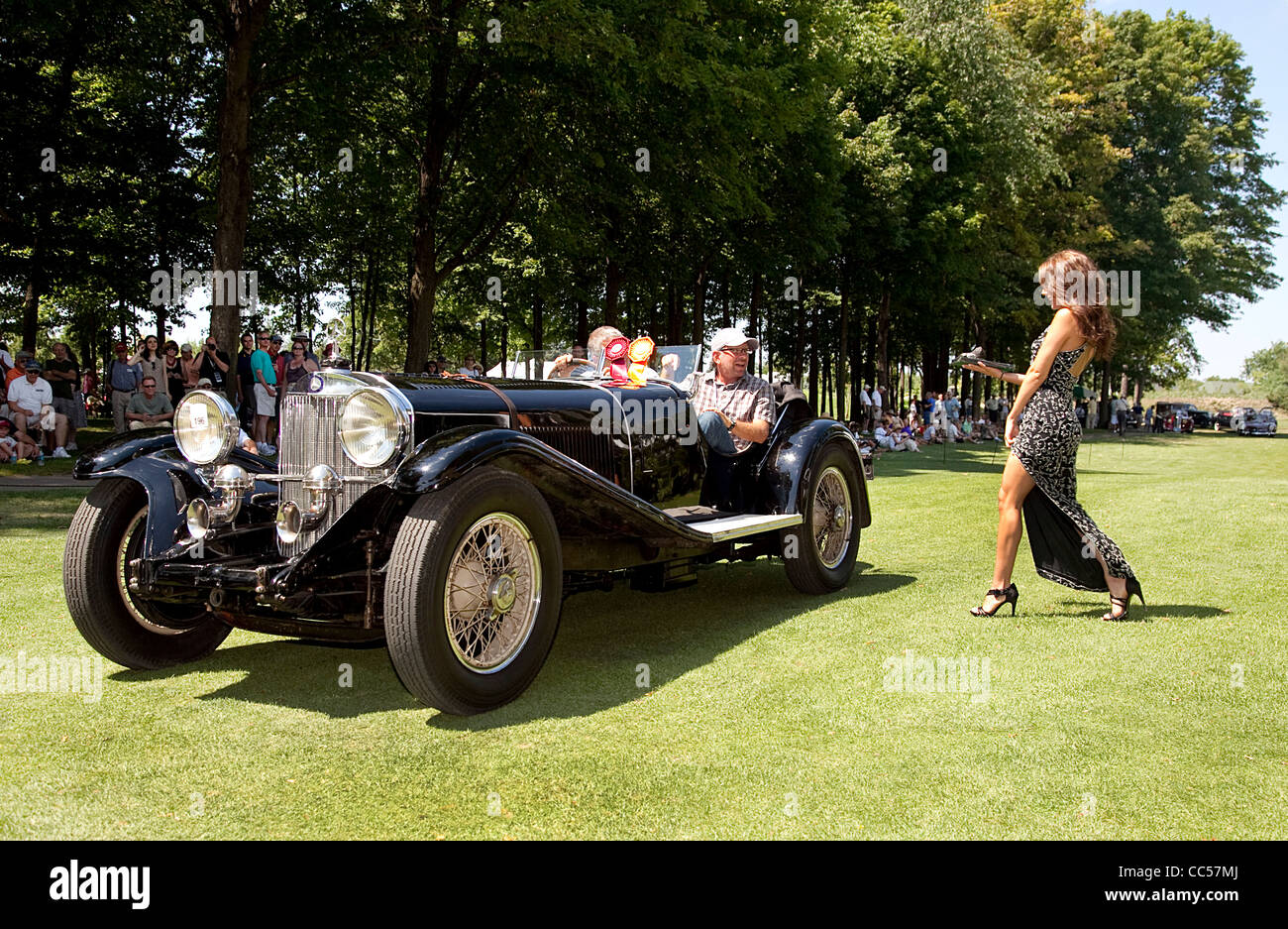 Concours D Elegance >> Concours D Elegance Of America At St John S Plymouth Mi Usa
