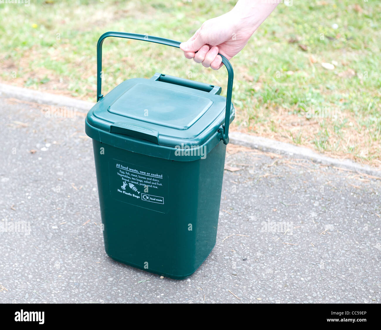 Composting Food Bin Stock Photos & Composting Food Bin Stock Images ...