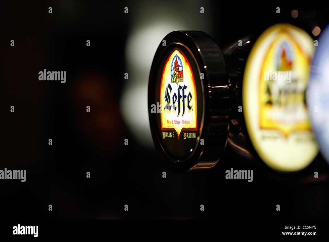 Beer Tap Belgium Stock Photos & Beer Tap Belgium Stock Images - Alamy