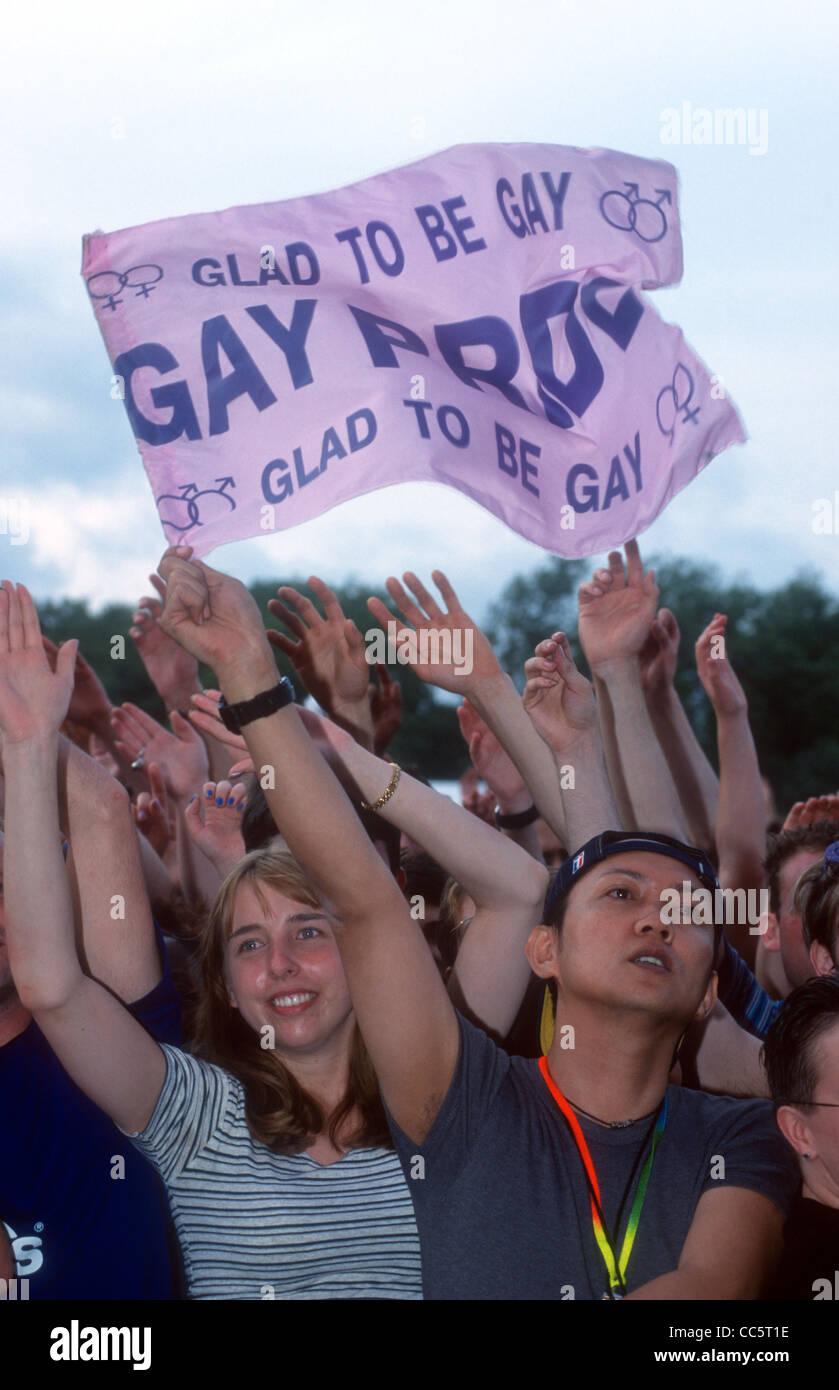 Mardi Gras, London, UK. - Stock Image