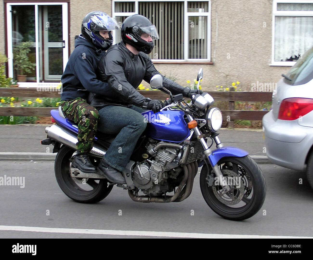 Honda Hornet Stock Photos & Honda Hornet Stock Images - Alamy