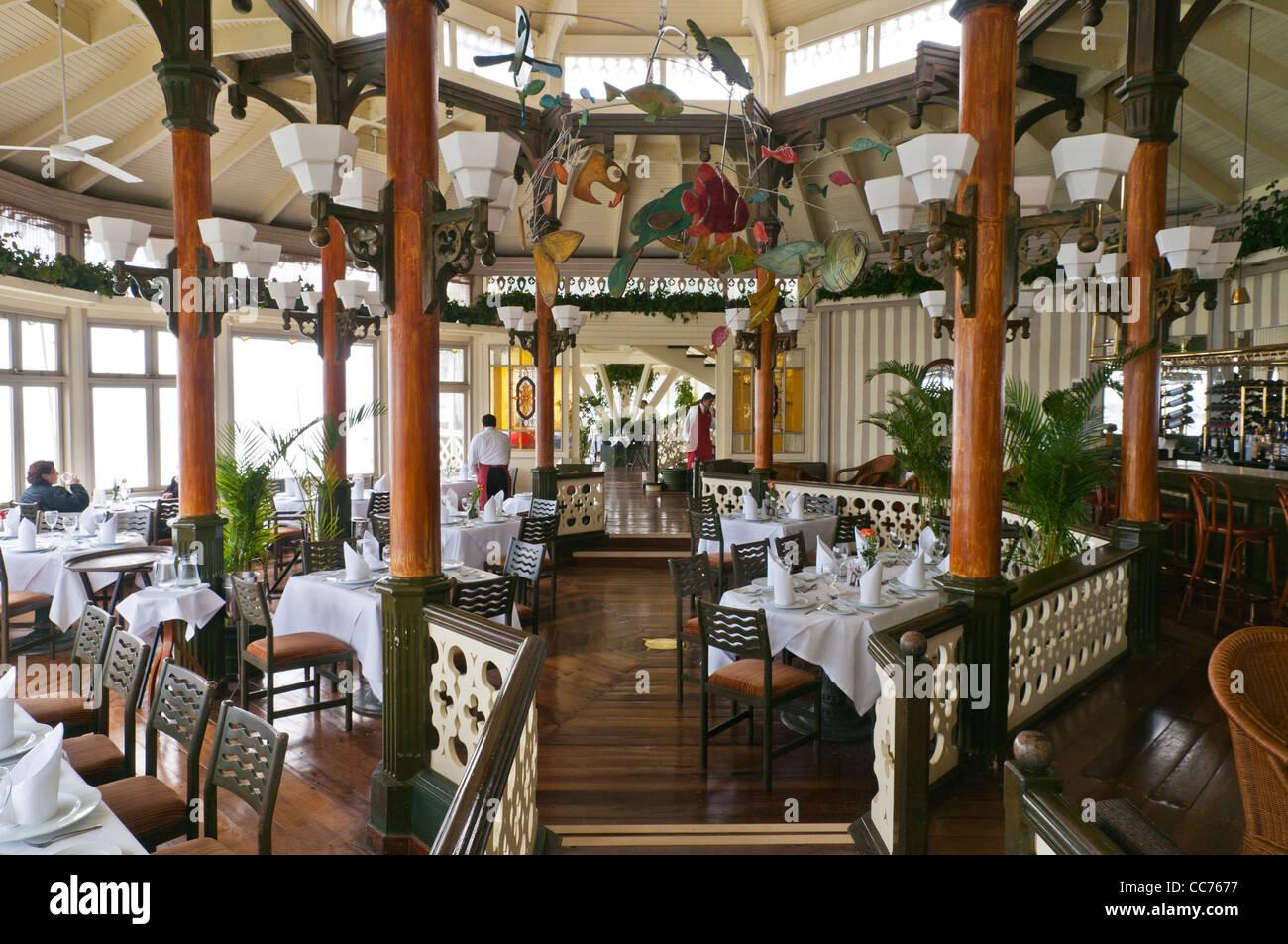 Restaurant Francais A Lima