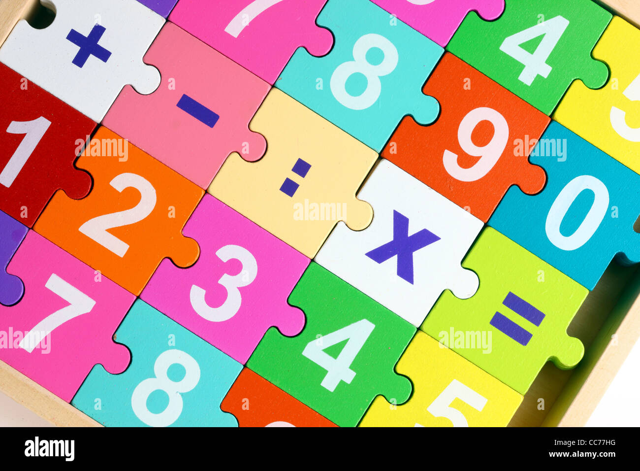 Mathematics puzzle, for kids. To learn mathematics while playing ...