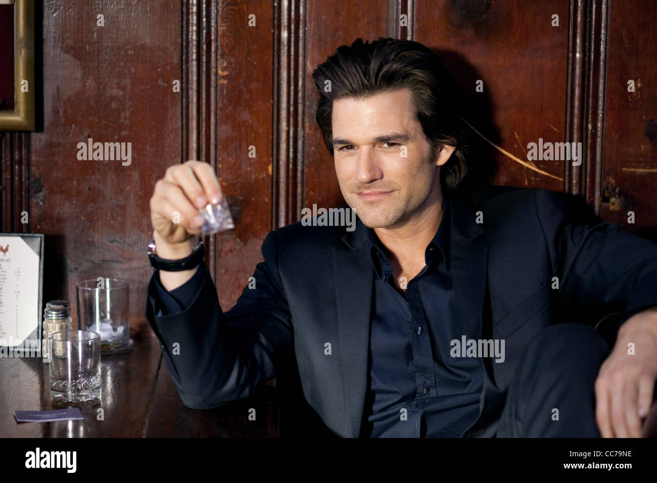 JOHNNY WHITWORTH LIMITLESS (2011) - Stock Image