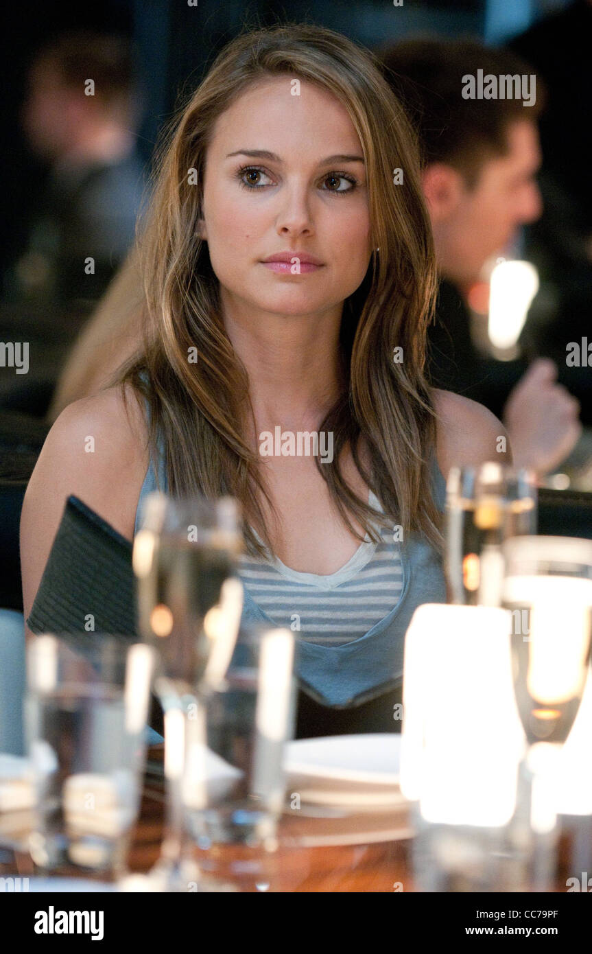 NATALIE PORTMAN NO STRINGS ATTACHED (2011) - Stock Image