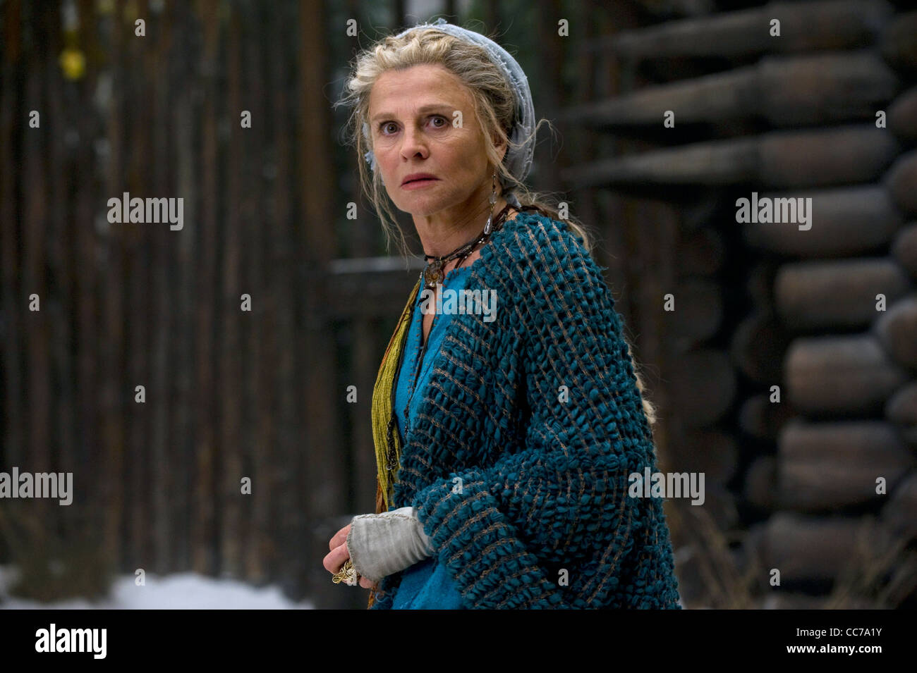 JULIE CHRISTIE RED RIDING HOOD (2011) - Stock Image