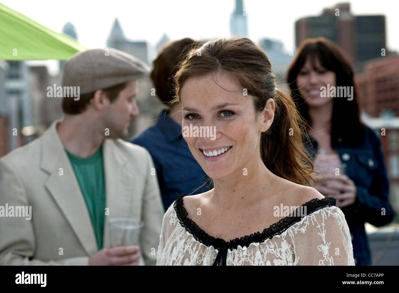 ANNA FRIEL LIMITLESS (2011) - Stock Image