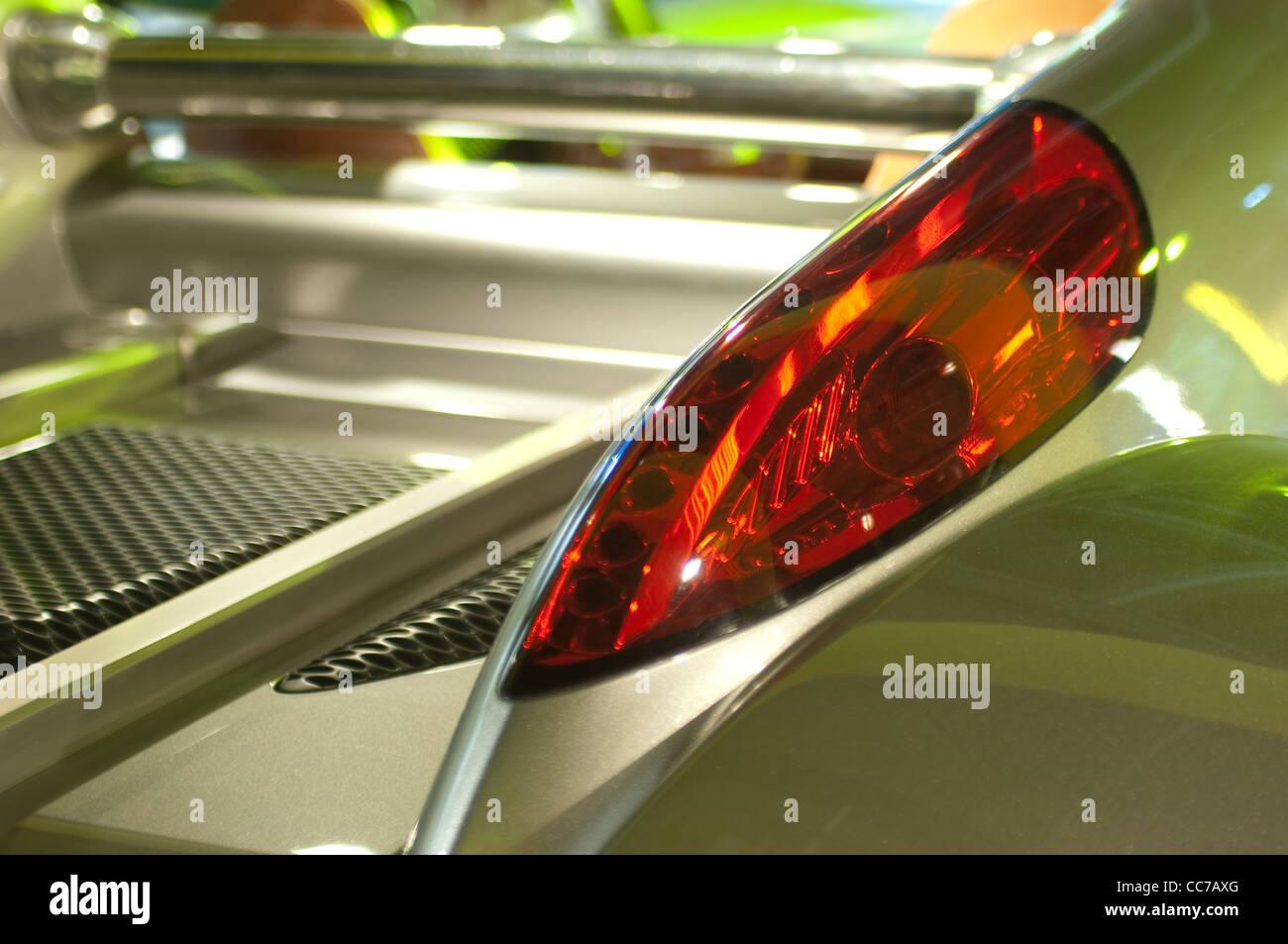 vehicle design Stock Photo