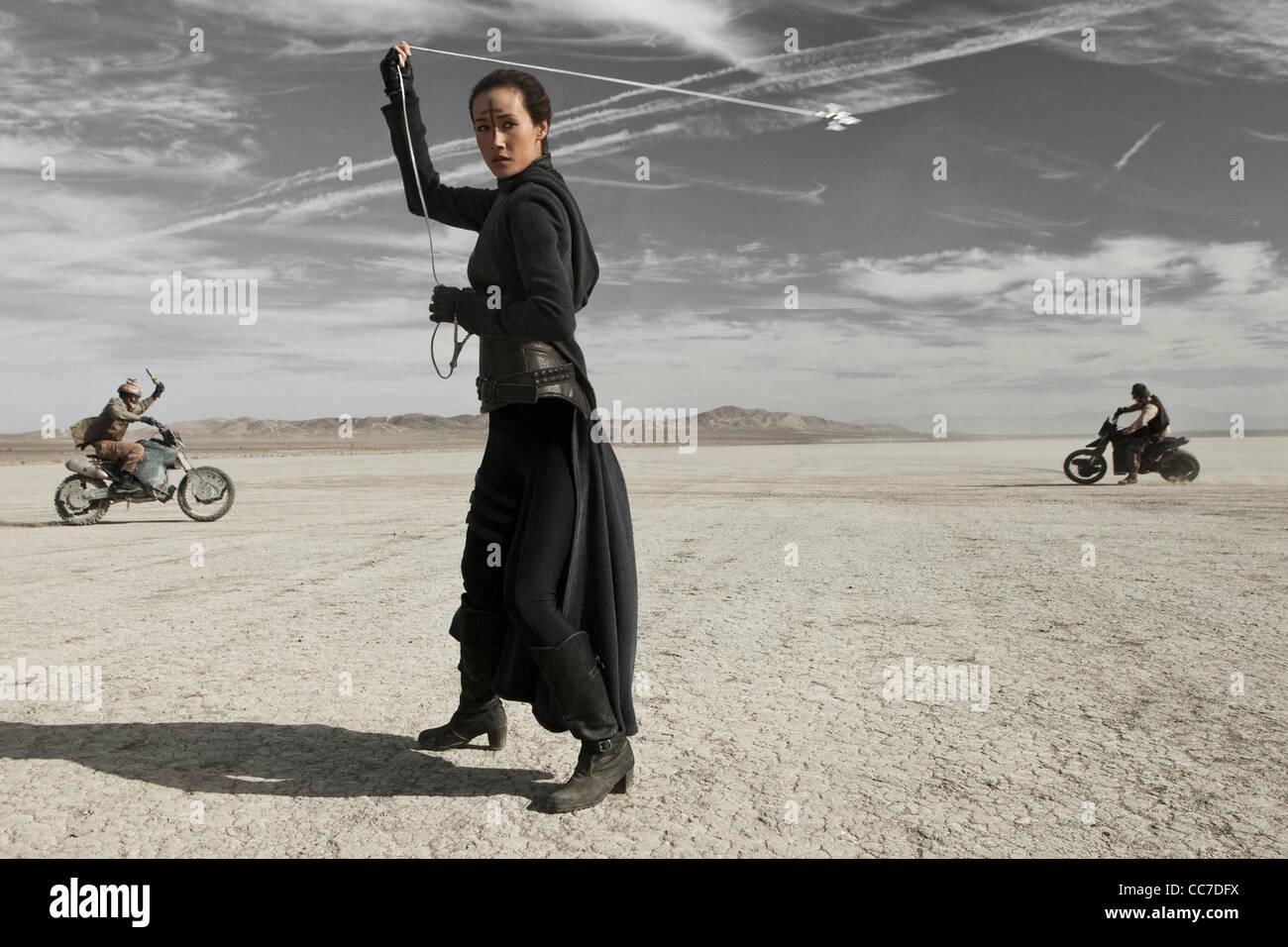 MAGGIE Q PRIEST (2011) - Stock Image