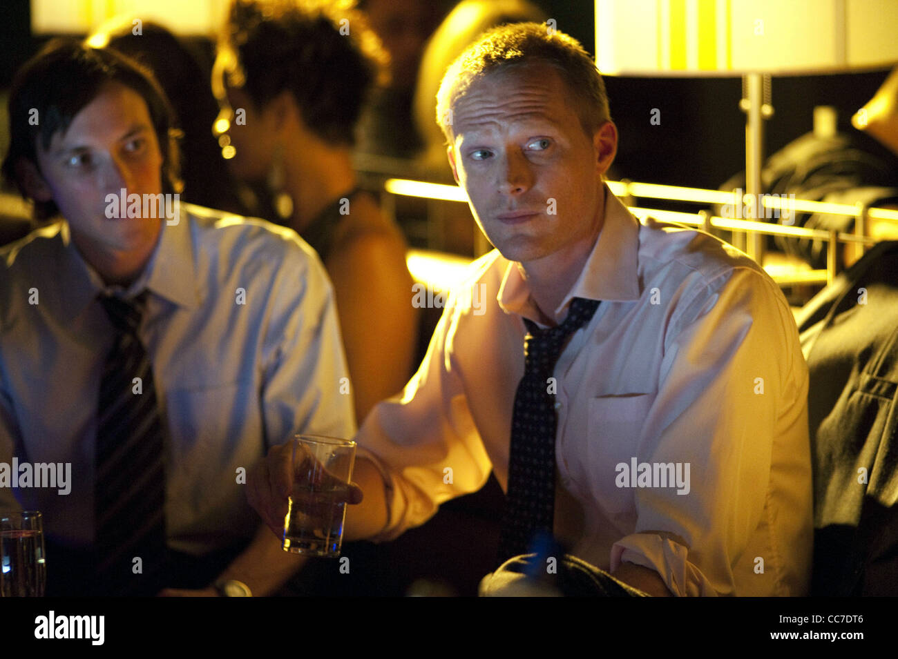 PAUL BETTANY MARGIN CALL (2011) - Stock Image