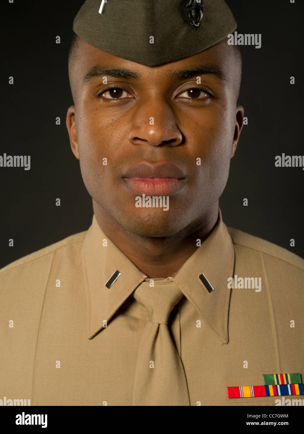 United States Marine Corps Officer in Service B ( Bravos ...
