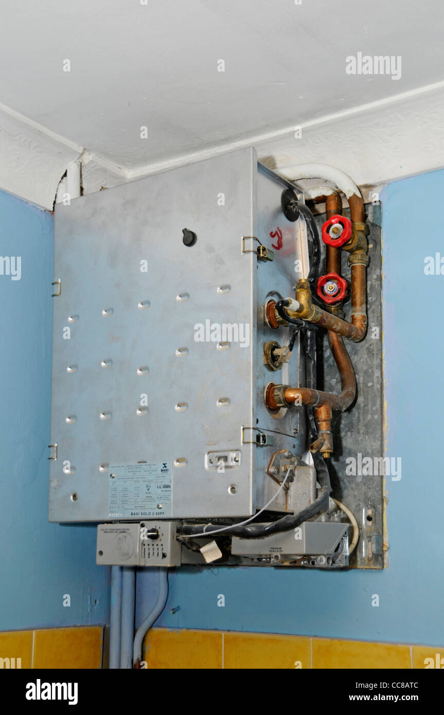 Gas Boilers Stock Photos & Gas Boilers Stock Images - Alamy