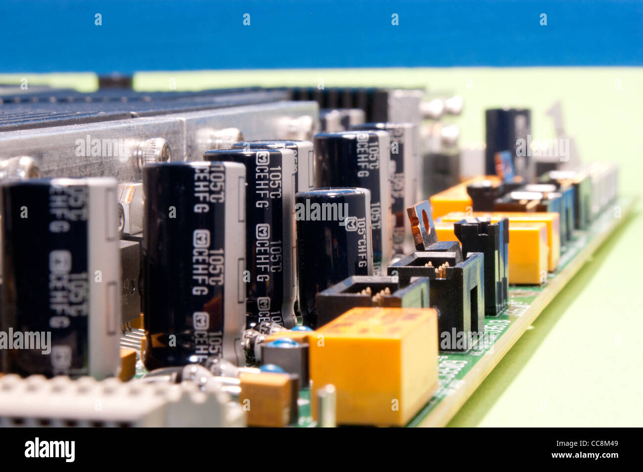 Circuit board - Stock Image