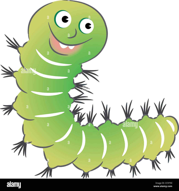 Illustration Of Centipede Stock Photos & Illustration Of Centipede ...