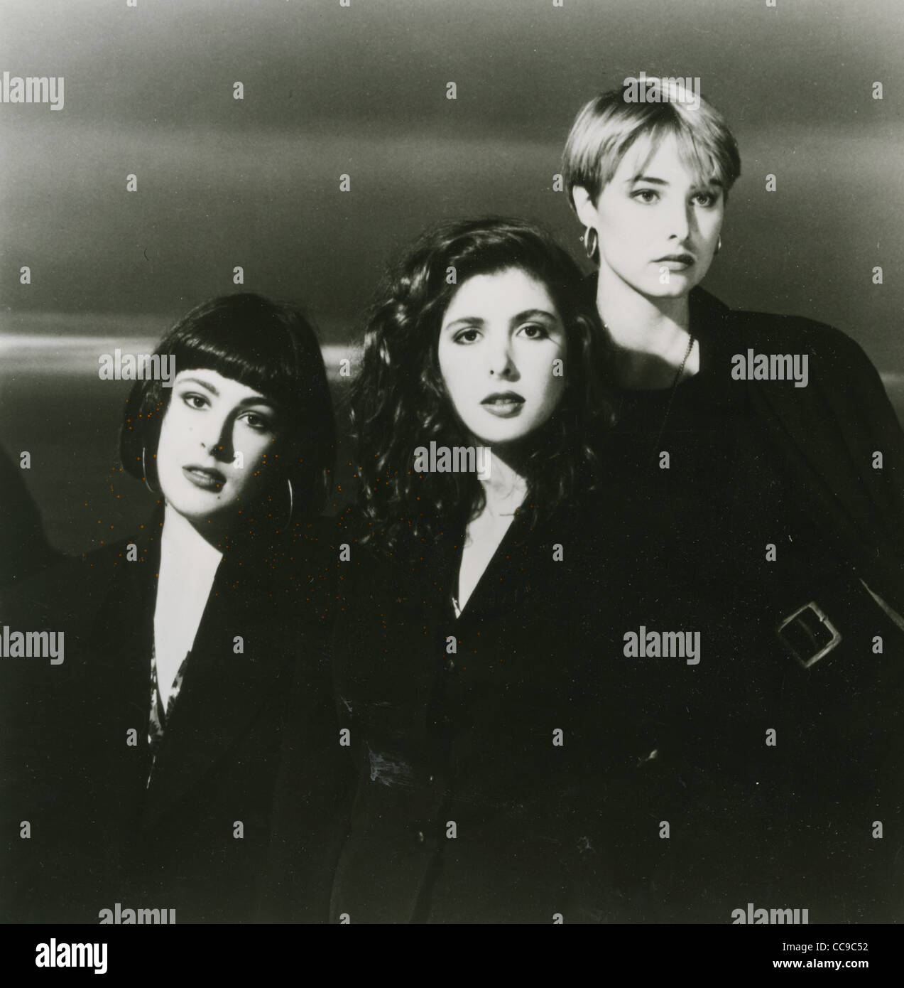 WILSON PHILLIPS Promotional photo of US vocal group about 1990 - Stock Image