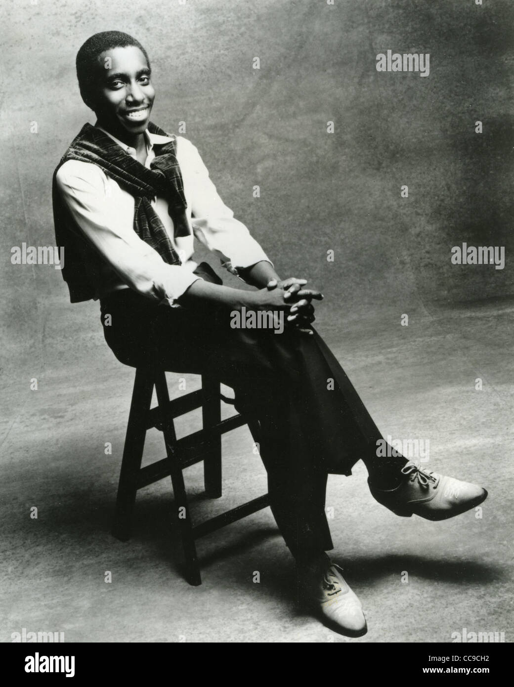 GREG PHILLINGANES Promotional photo of US musician about 1980 - Stock Image
