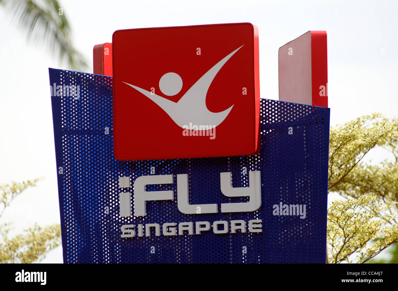 Ifly Stock Photos Images Alamy Singapore Adult I Fly He Worlds Largest Themed Wind Tunnel For Indoor Skydiving With Its