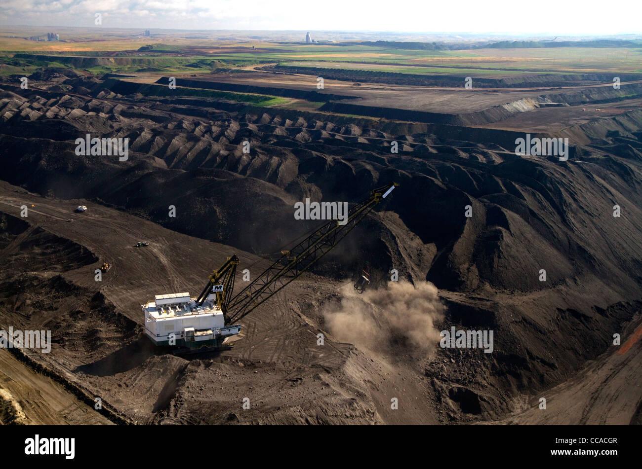 Environmental coal strip mining organizations