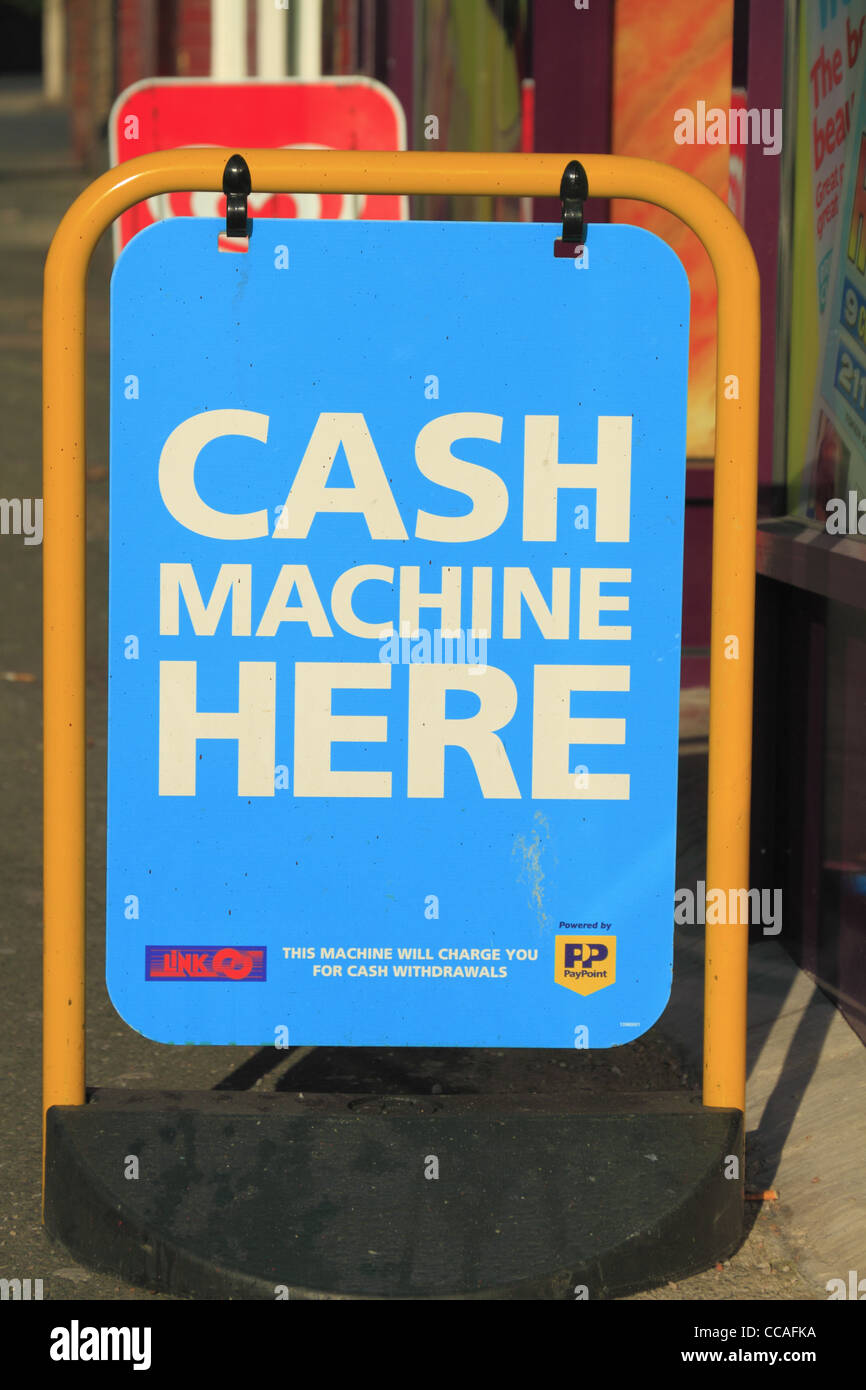 Link Atm Stock Photos & Link Atm Stock Images - Alamy