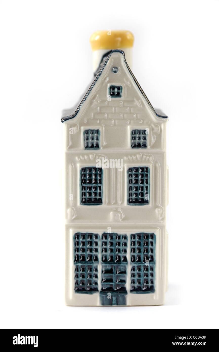 Amsterdam Blue Delft's Stock Photo