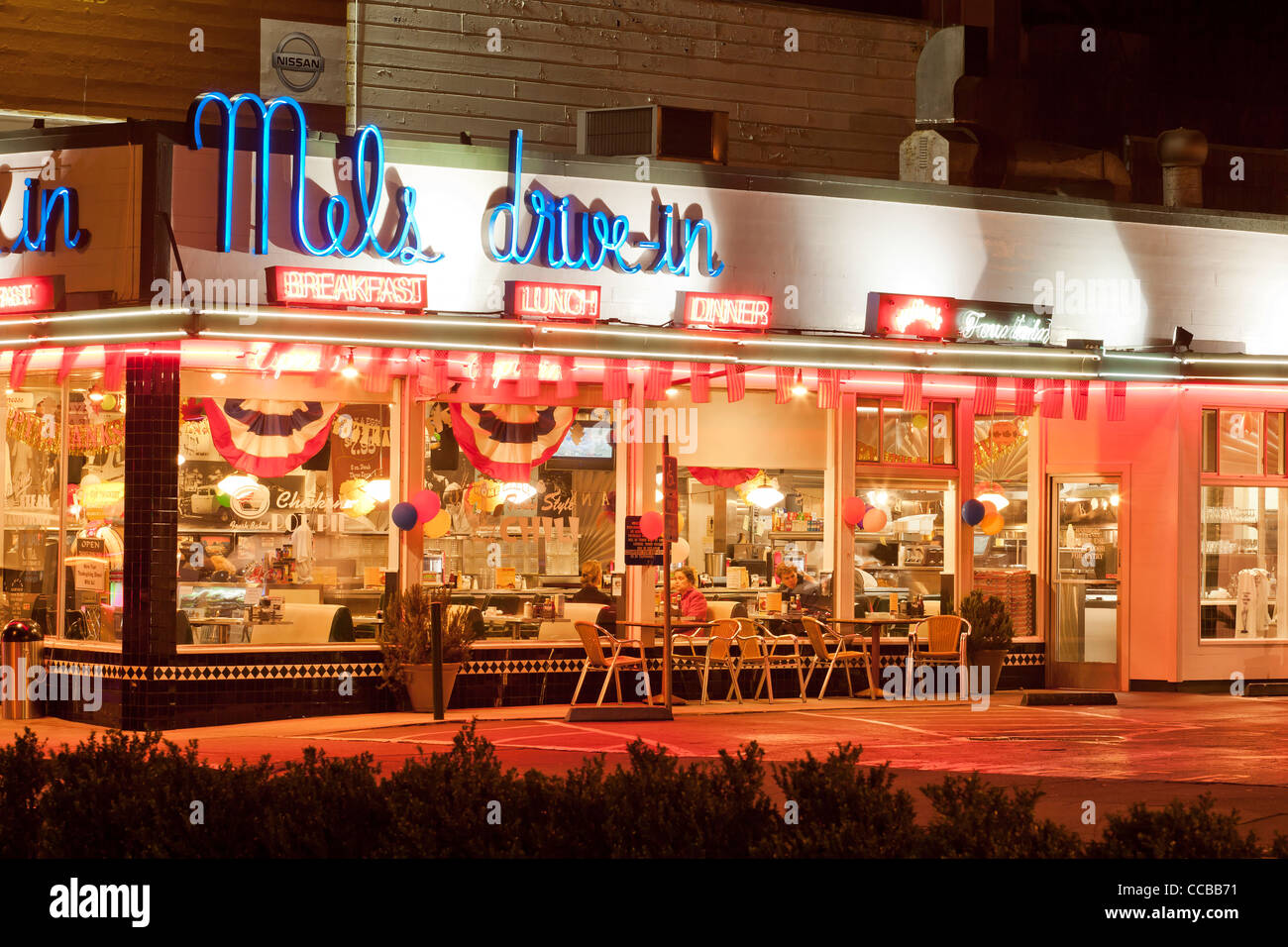 mels drivein california diner - HD 1300×956
