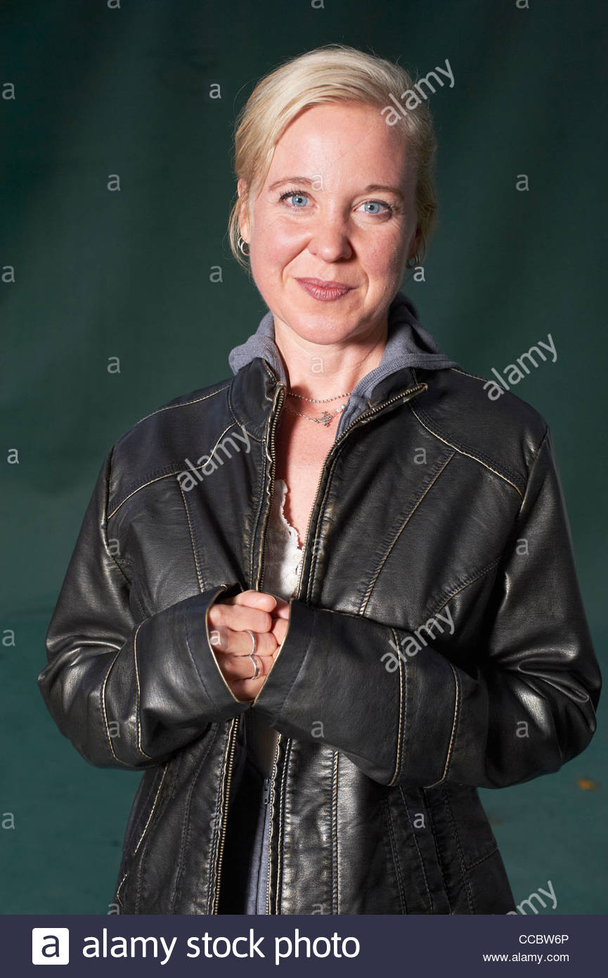 Kristin Hersh, American Indie Music Singer and songwriter who has written her memoir calle Rat Girl .She is the Stock Photo
