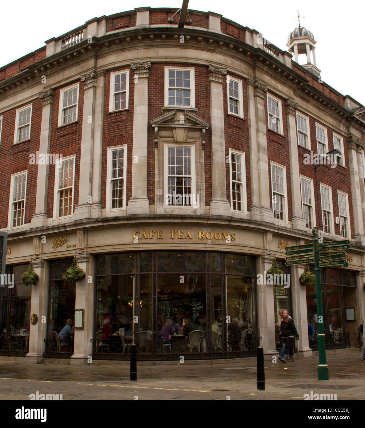 Tea Rooms England Stock Photos & Tea Rooms England Stock