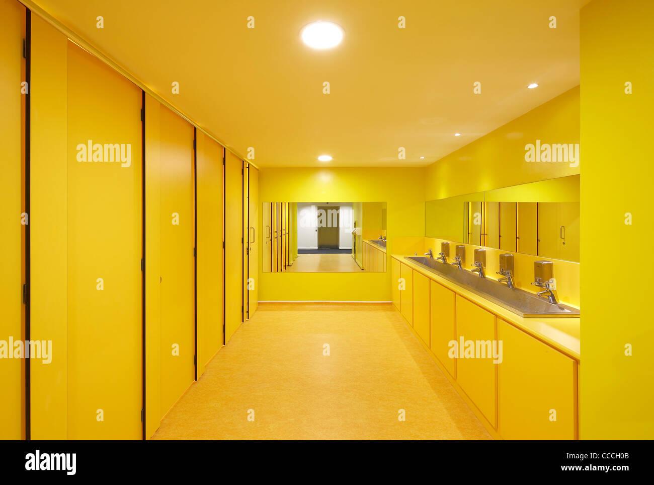 Rsa Academy, Tipton, United Kingdom, 2010 - Stock Image