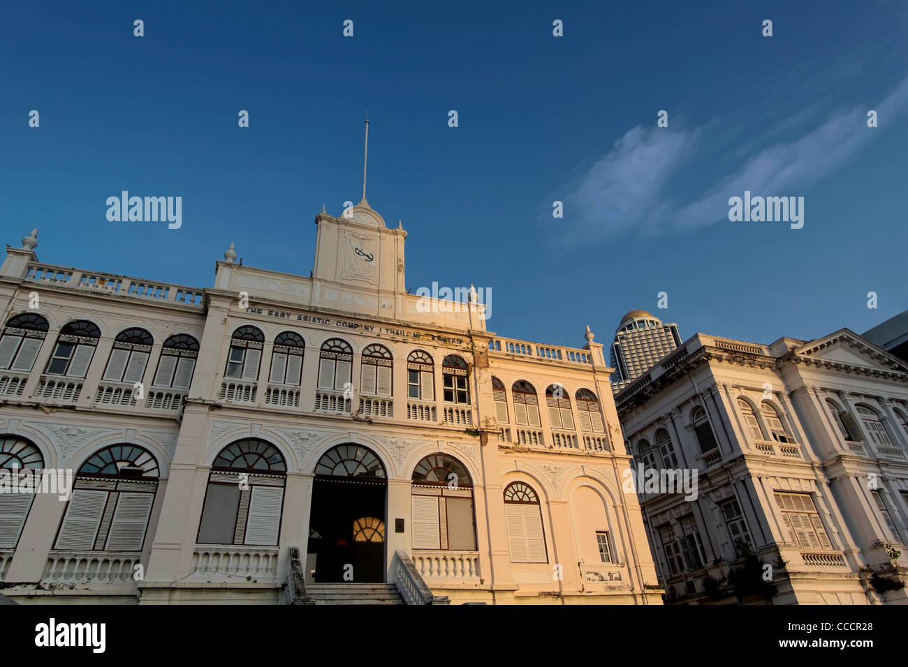 Old East Asiatic Company HQ | Bangkok | Thailand - Stock Image