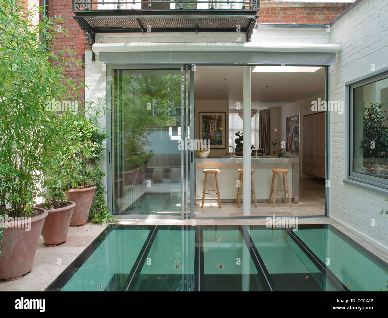 basement pool glass. Simple Basement Private House Glass Extension And Basement London United Kingdom Satmoko  Ball 2009 With Basement Pool