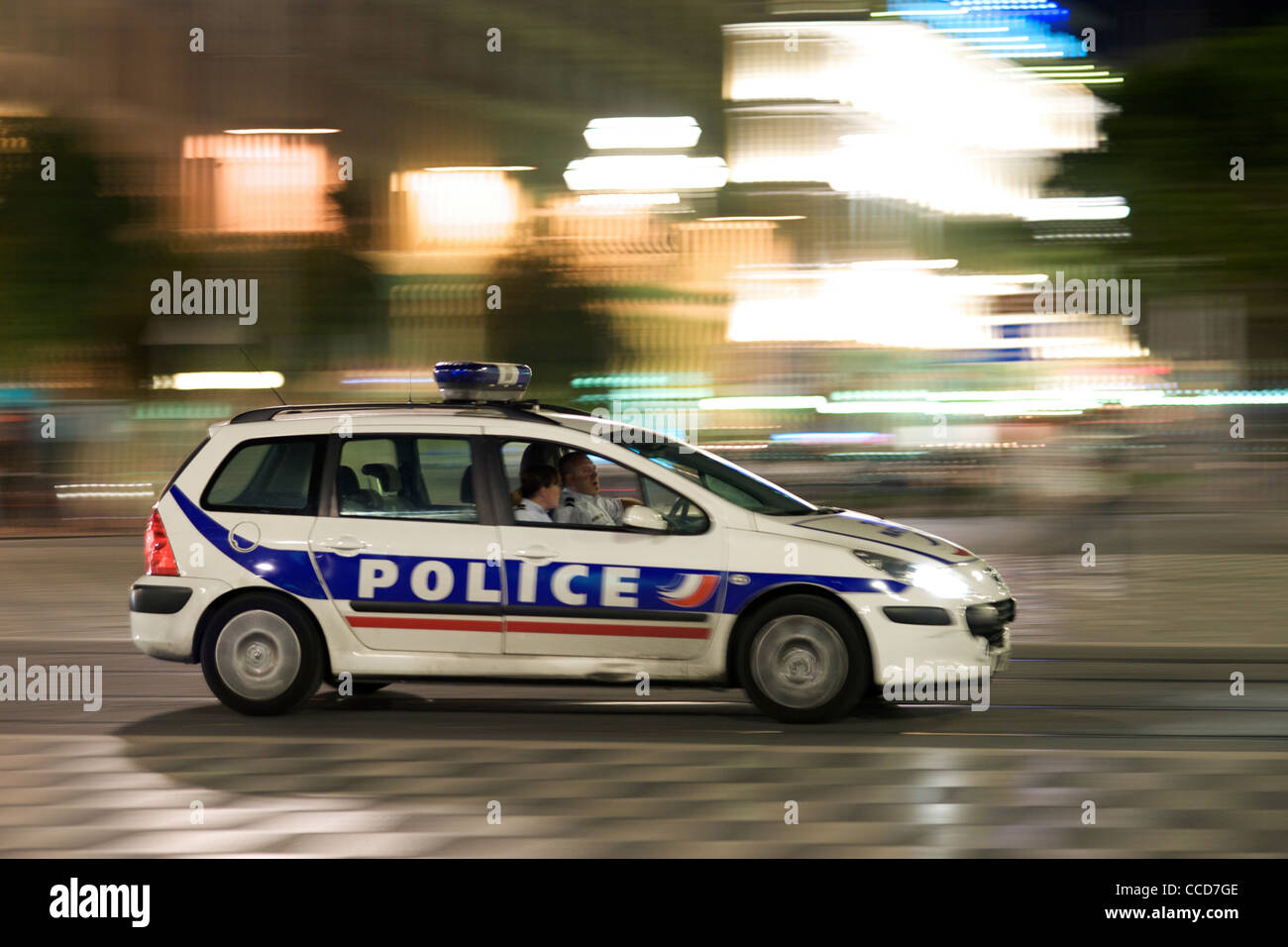 gendarme car stock photos gendarme car stock images alamy. Black Bedroom Furniture Sets. Home Design Ideas