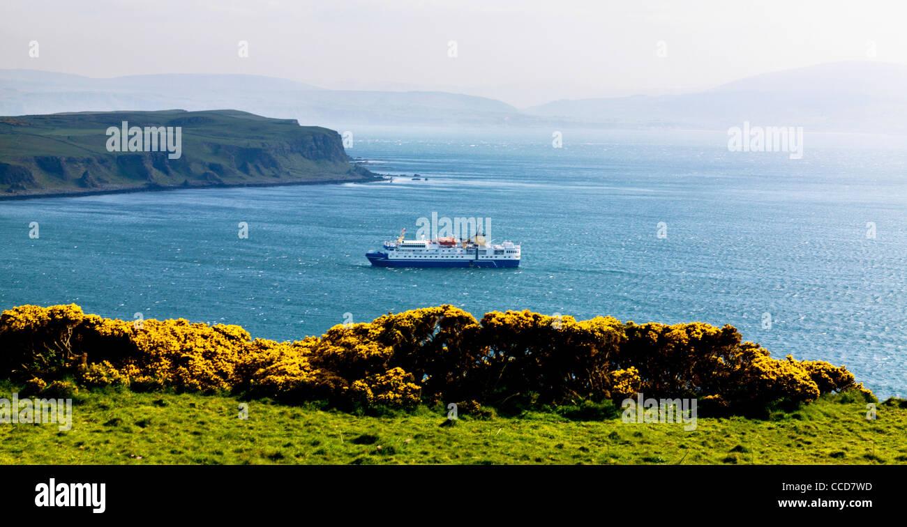 Rathlin Island, County Antrim, Northern Ireland - Stock Image
