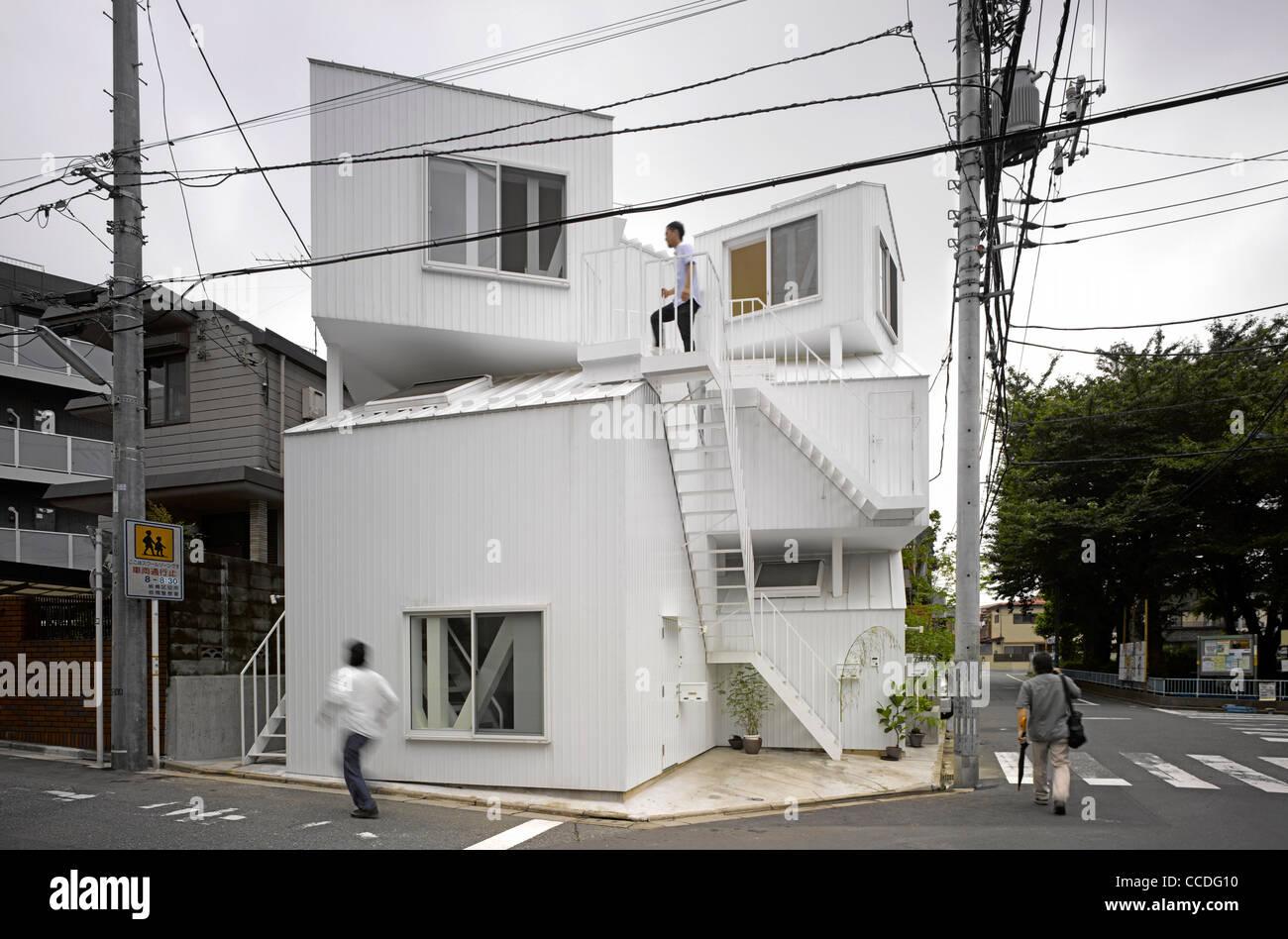 TOKYO APARTMENT JAPAN SOU FUJIMOTO ARCHITECTS