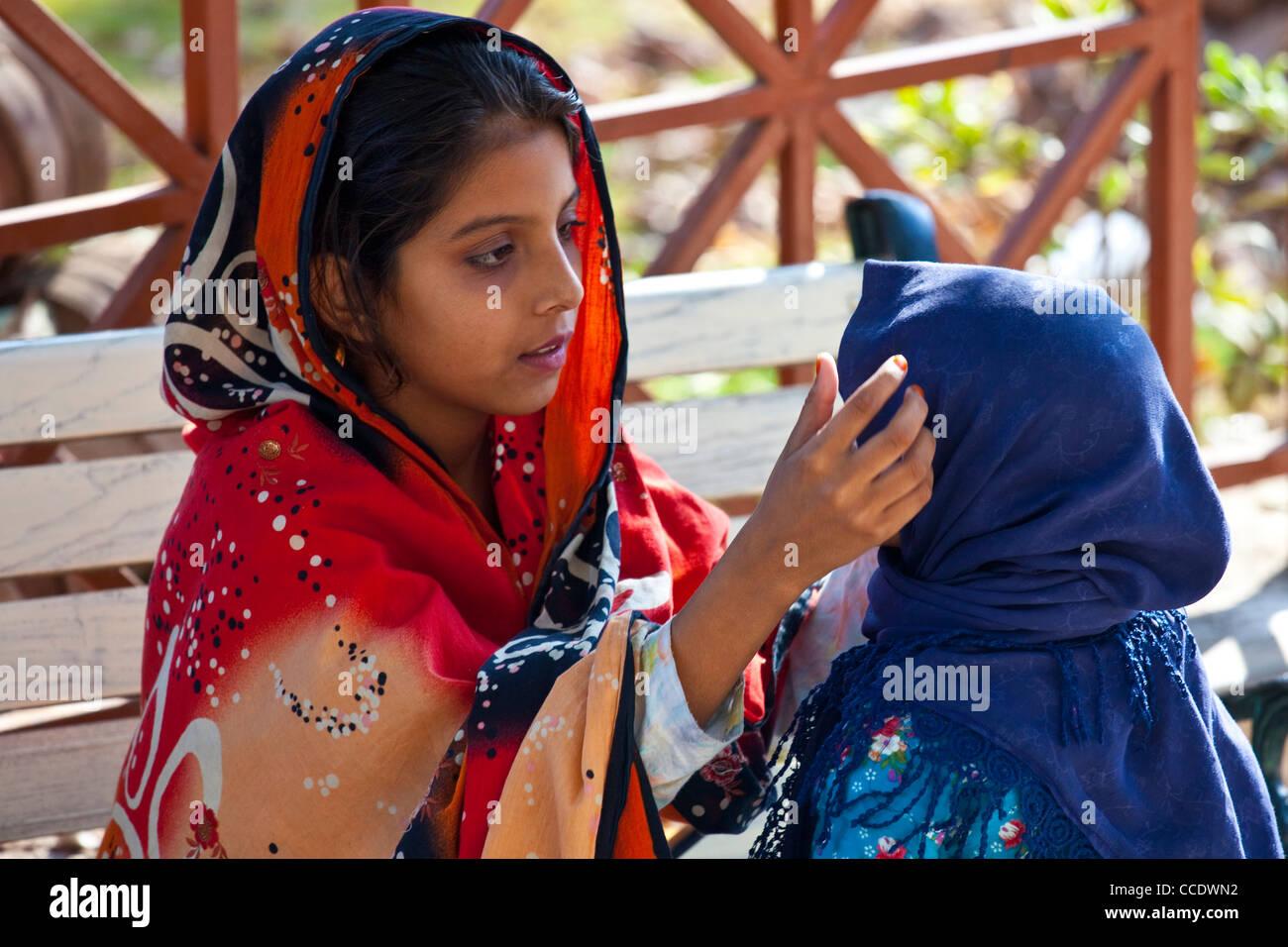 Murree, Punjab Province, Pakistan Stock Photo
