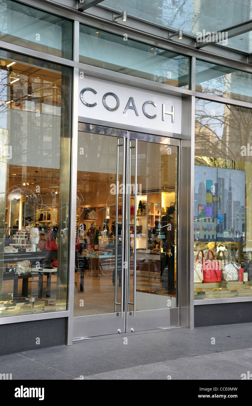 5464604afd Coach Bags Store Stock Photos & Coach Bags Store Stock Images - Alamy