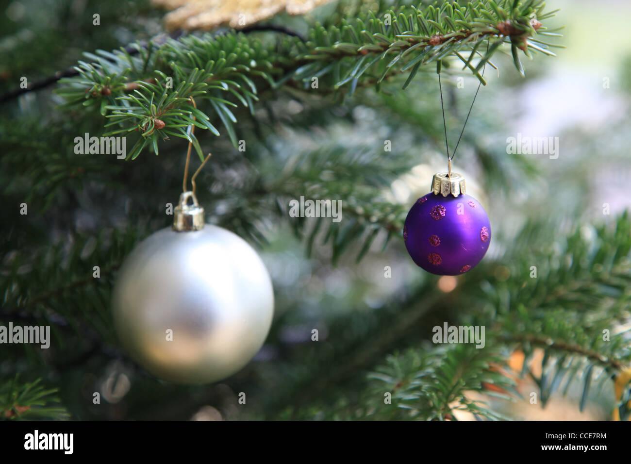 Weihnachtsstern Für Tannenbaum.Weihnachten Weihnachtsbaum Tannenbaum Weihnachtsstern Gold Stock
