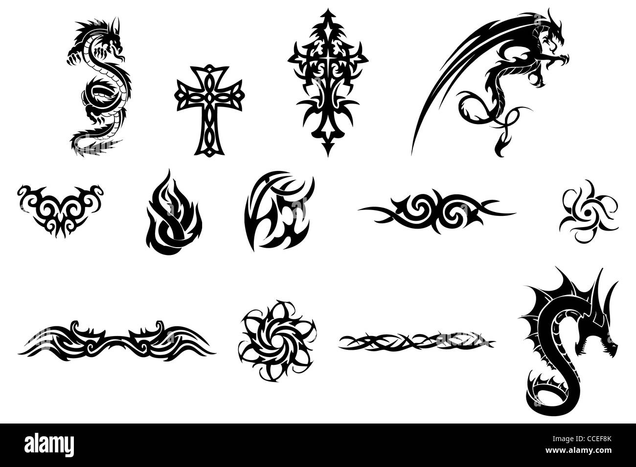 Tattoo Design Stock Photos & Tattoo Design Stock Images - Alamy