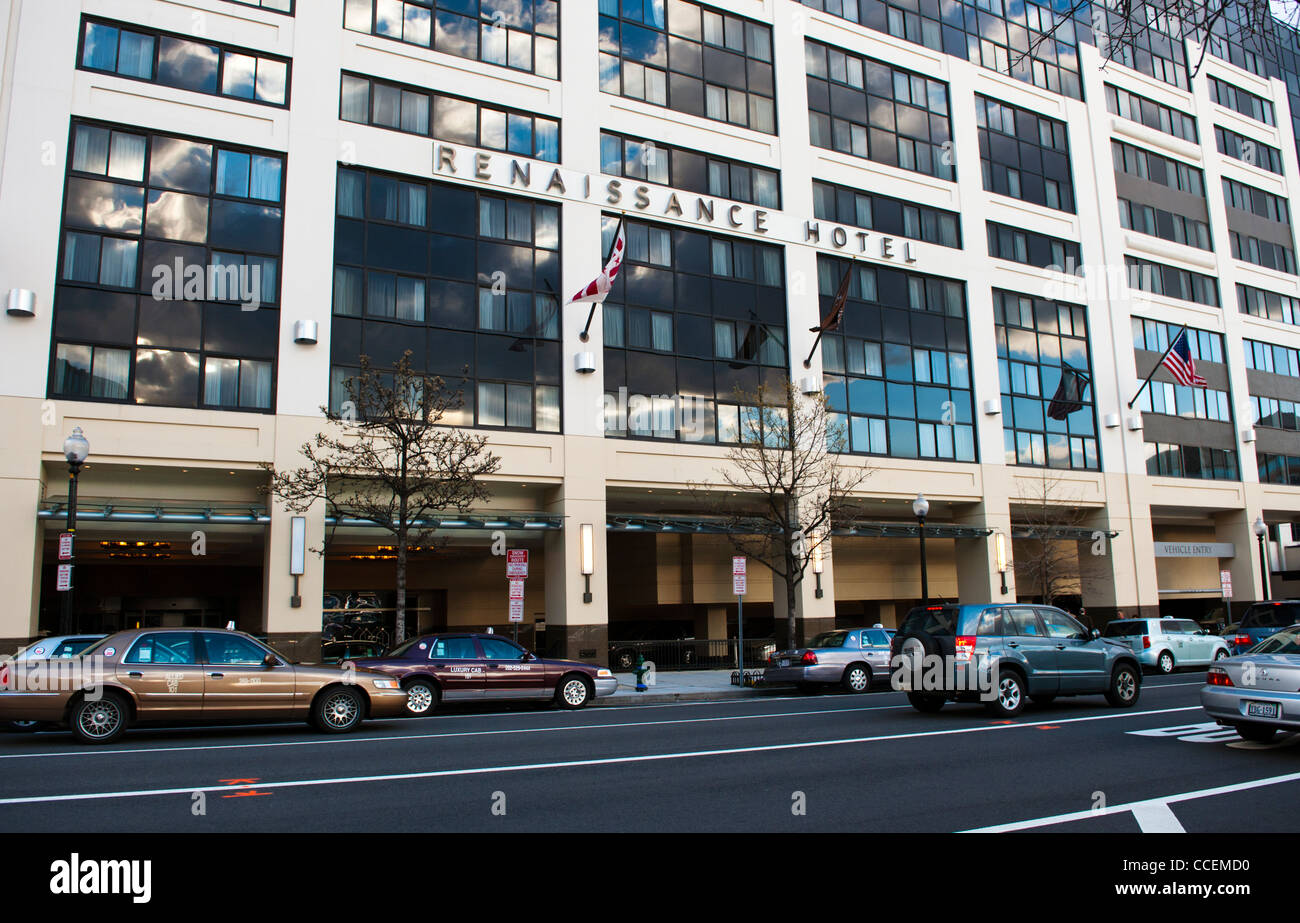 renaissance washington dc downtown hotel marriott 999. Black Bedroom Furniture Sets. Home Design Ideas