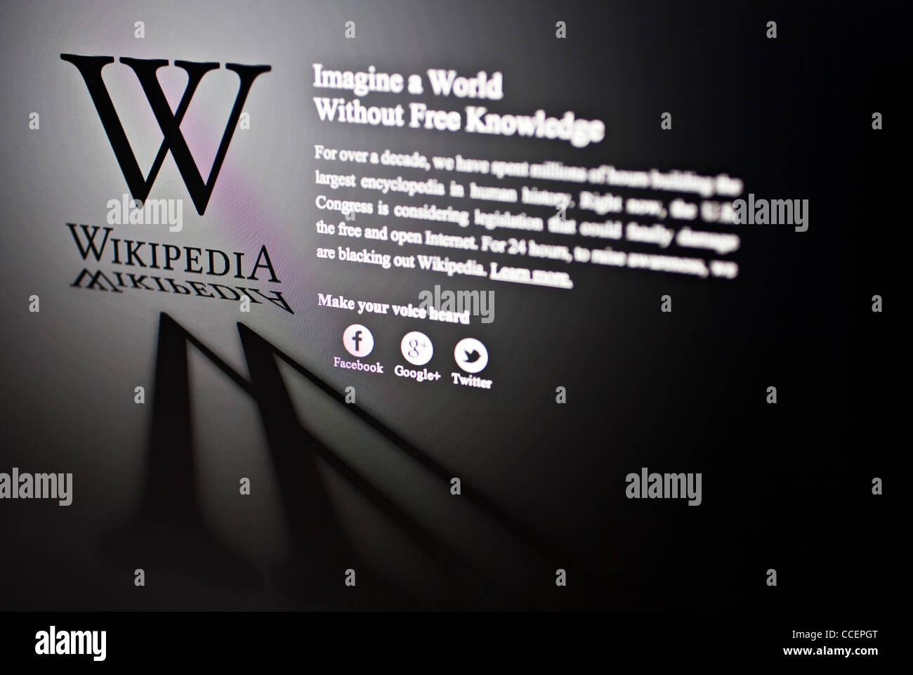 wikipedia encyclopedia online