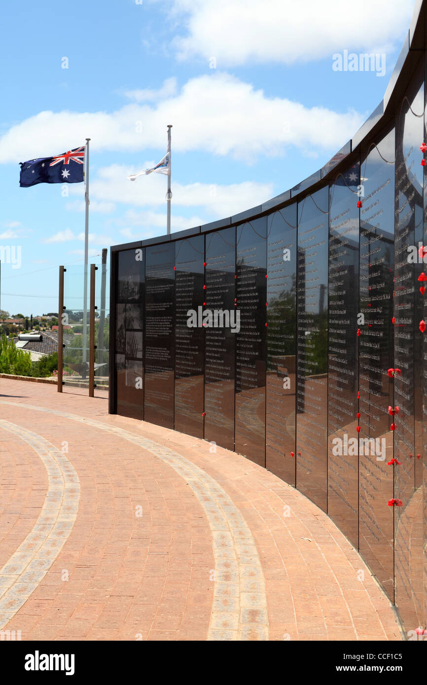 Wall Of Remembrance Stock Photos & Wall Of Remembrance Stock