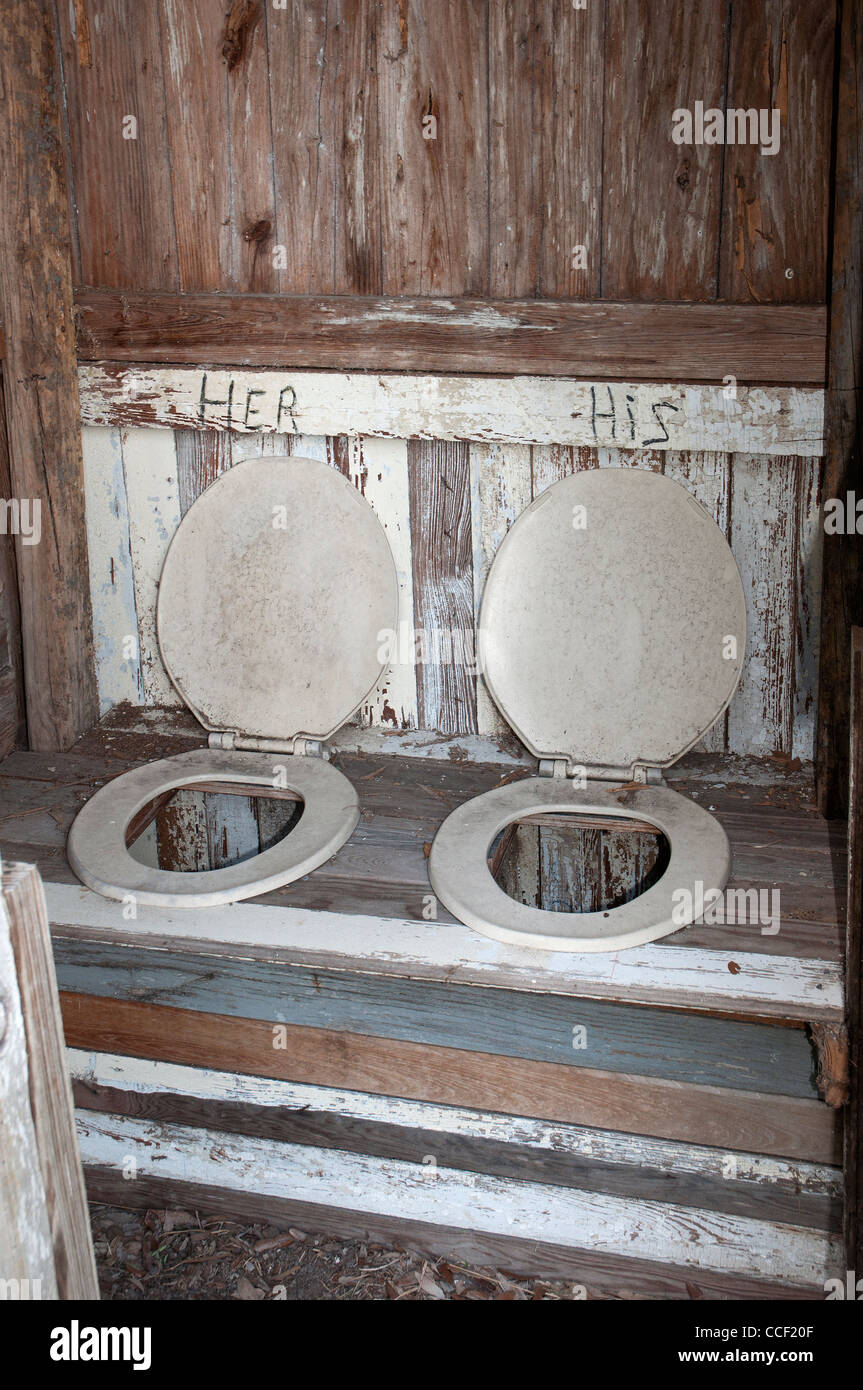 cross-creek-old-outhouse-with-his-hers-toilet-seats-CCF20F.jpg